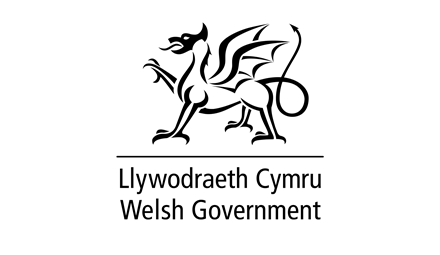 Welsh government logo ()